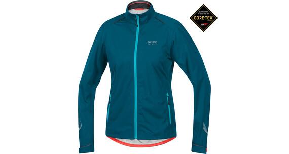 GORE BIKE WEAR Element GT AS Jacket Lady ink blue/scuba blue